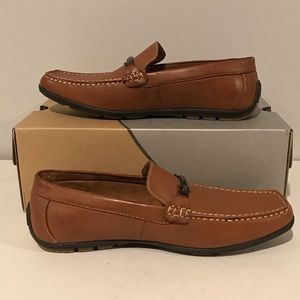 Madden Driving Loafers M-Trist acognac Casual